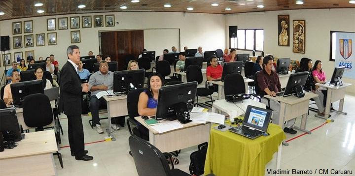 Interlegis realiza capacitação de servidores de câmaras municipais em Pernambuco